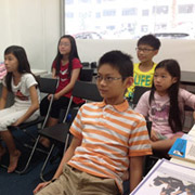 Our First Public Speaking Class, June 2013
