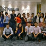 Nestle 2 Days Communications Workshop 2014