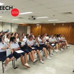 Coral Secondary School Student Councillors Presentation Work