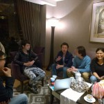 Taiwan meeting with Jay Chou Secret Music Team (China & Taiw