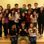 National University of Singapore (NUS) Ambassador Workshop