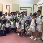 Outram Secondary School Workshop
