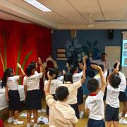 Public Speaking-Loyang Primary School 15 Feb 2017