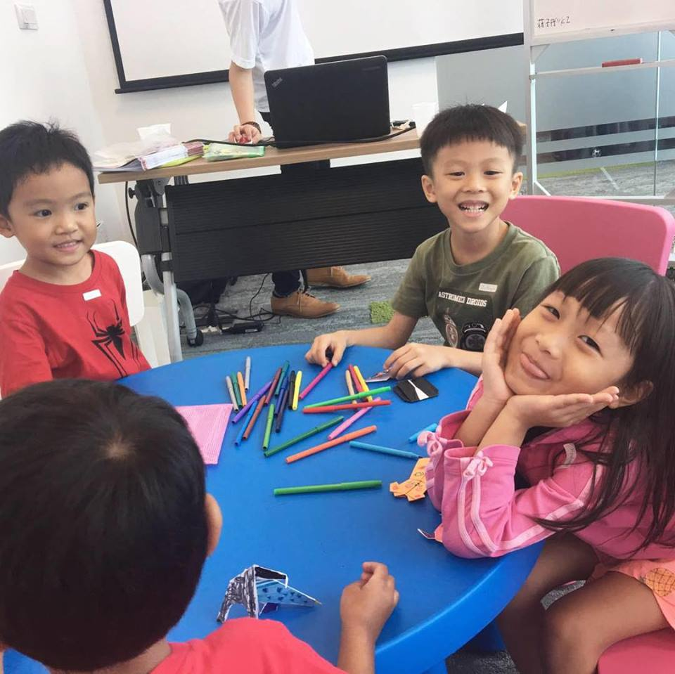 Chinese lesson in collaboration with Flyingcape