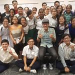 Effective emcee workshop for Singapore Youth Festival